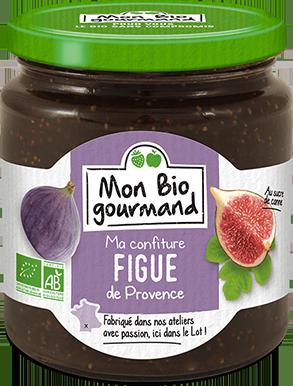 Mon Bio Gourmand - Confiture Bio à la Figue de provence