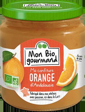 Mon Bio Gourmand - Confiture Bio Orange d'Andalousie